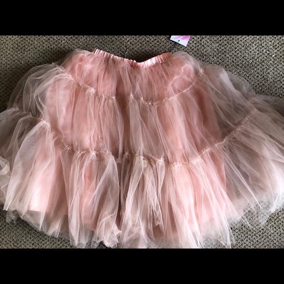 ea572df9eb Chicwish Skirts | Blushmauve Skirt | Poshmark